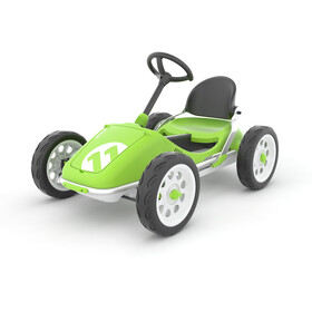 Chillafish Monzi RS Pedal Go-Kart Kids, lime